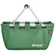 Outwell Folding Basket Bag green